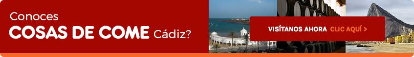 ¿Conoces Cosas de Come Cádiz?