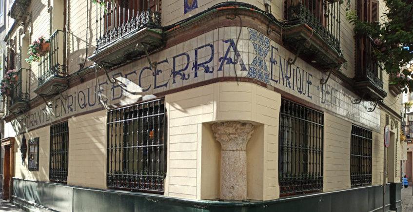 Los diez monumentos que construyó Enrique Becerra
