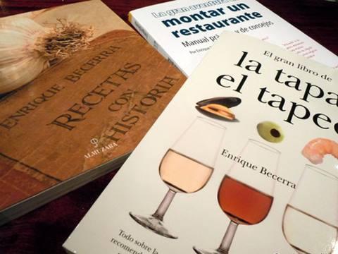 Libros Enrique Becerra