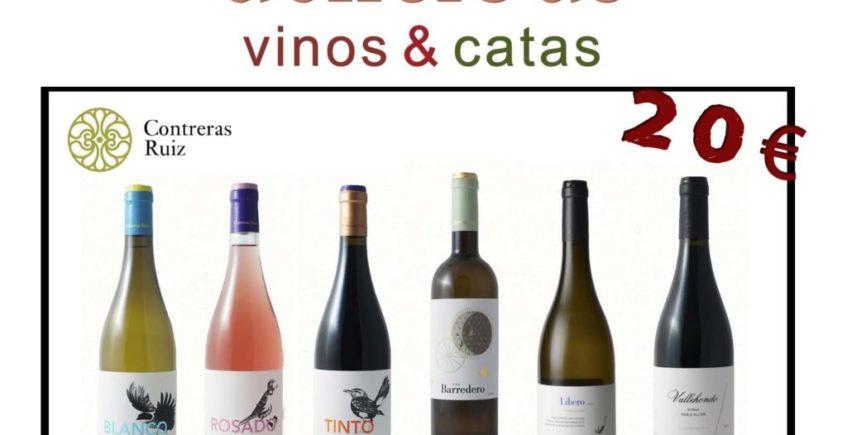 Cata virtual de vinos de Huelva