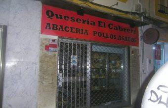 La tabla de quesos de la Abacería El Cabrero
