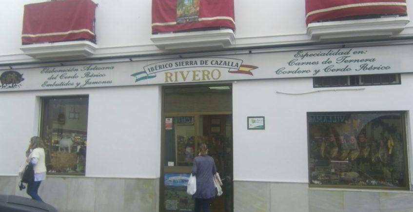 Ibérico Paco Rivero