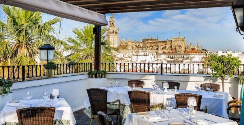 Noches de Luna Llena en el restaurante El Mirador