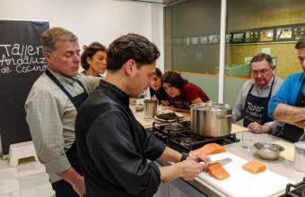 Cursos del Taller Andaluz: cocina mejicana y sushi