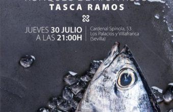 Ronqueo de atún en Tasca Ramos