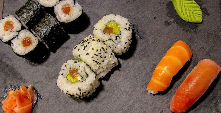 Cursos del Taller Andaluz: Cocina japonesa, especial arroces y sushi