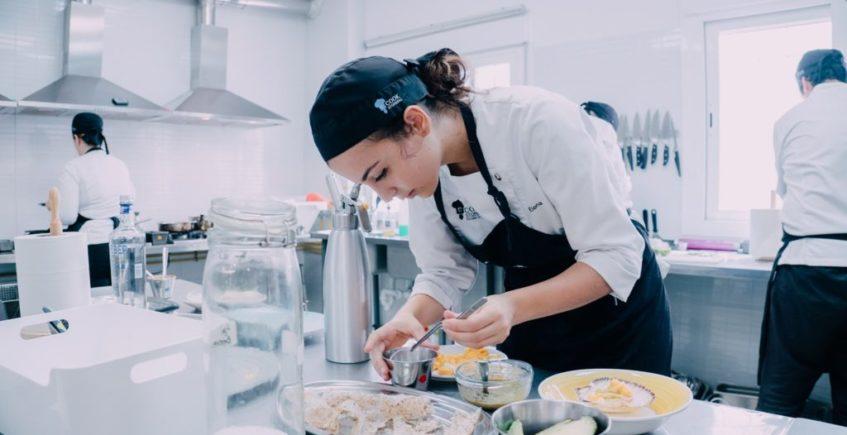 Taller de cocina japonesa en Cookstorming