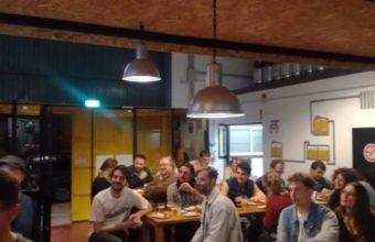 Visita fábrica Cerveza 8 Huellas
