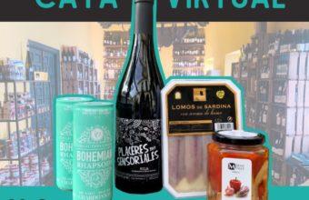 Cata virtual La Vinacería