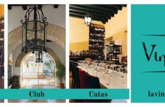 Cata de vinos del Mediterráneo en la Vinacería