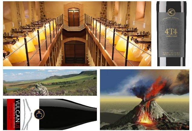 Cata online de vinos volcánicos
