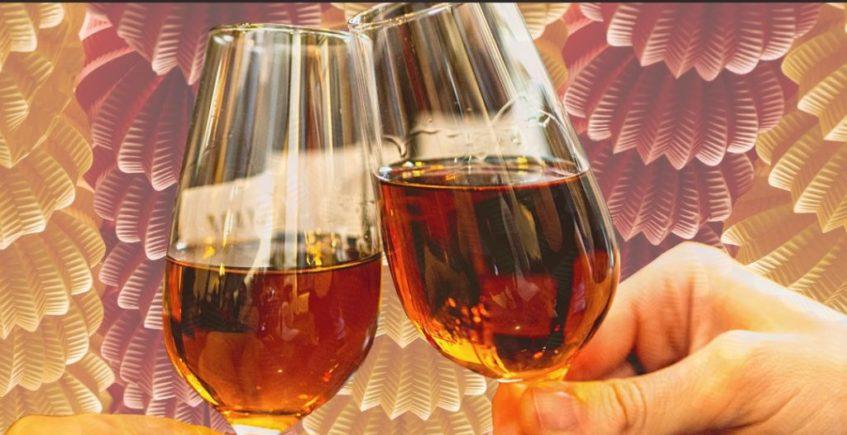 Cata de vinos para la Feria en la Vinacería