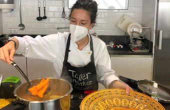 Taller de cocina marroquí en Taller Andaluz
