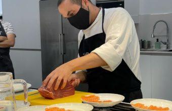 Taller de sushi en Taller Andaluz de Cocina