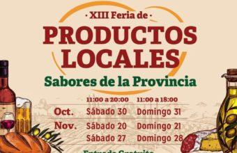 XIII Feria de Productos Locales de la Provincia de Sevilla