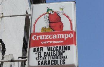 Bar Vizcaíno El Callejón