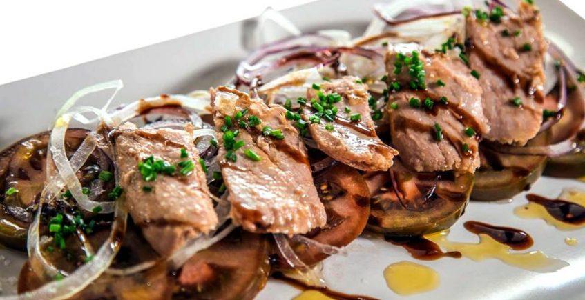 La cocina moderna de Esturión
