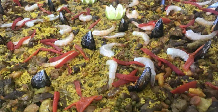 El arroz de la Bodega la Retranca