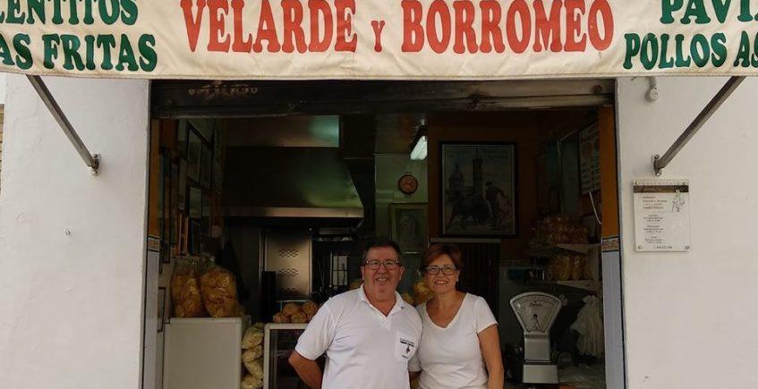 Velarde y Borromeo