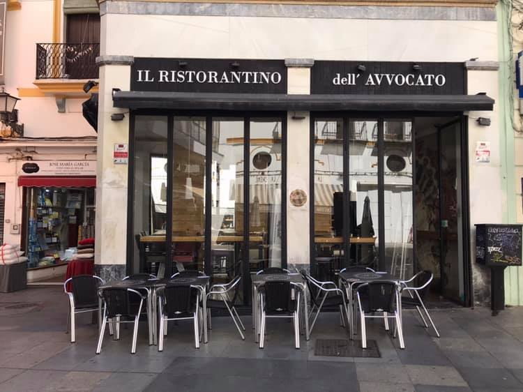 Il ristorantino se ubica en las inmediaciones de las setas de la Encarnación. Foto cedida por el establecimiento.