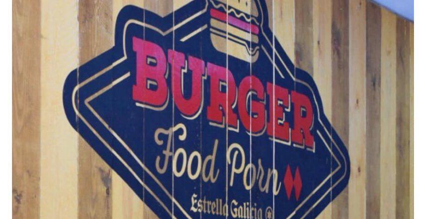 Burger Food Porn