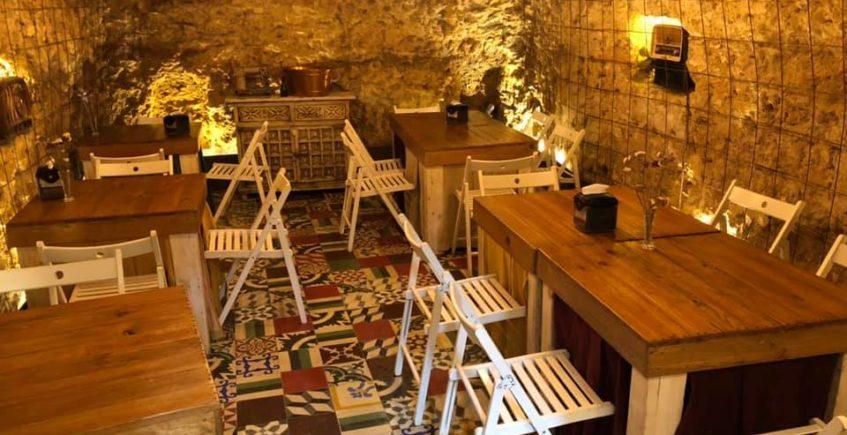 Taberna Cuevas Anita la de San Miguel