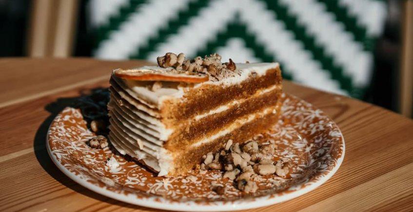 La tarta de zanahoria de Greta Sevilla