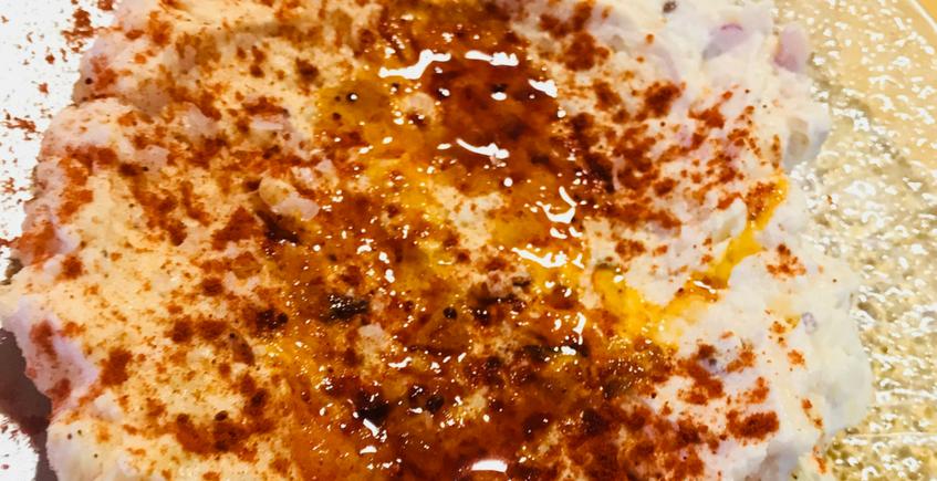 La ensaladilla de pulpo de Tomaré Tapas