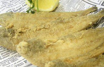 Las acedías fritas de La Barra de Inchausti