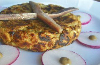 Ajo frito al estilo de Montellano (Versión del restaurante Deli)