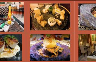 La tabla de quesos de Az-Zait Restaurante