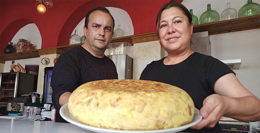 Gigantismo tortillista en Carmona