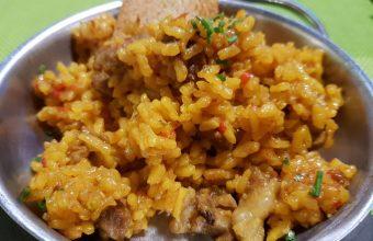 El arroz de Keycha