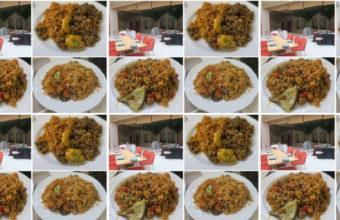 El arroz con rabo de toro de La Taberna del Alabardero