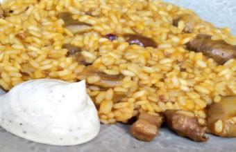 El arroz ibérico de Lalola