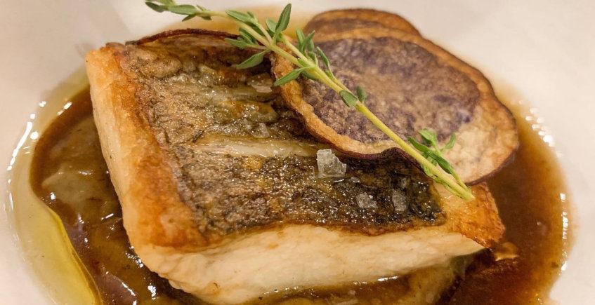 El menú degustación de Az-Zait Restaurante