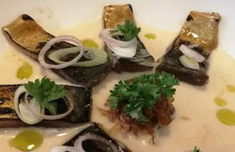Los platos de Barra Baja