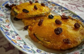 Las berenjenas fritas del Mesón Don Raimundo