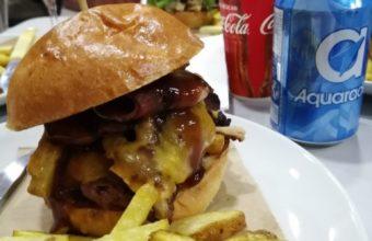 Las hamburguesas de Burguer Food Porn