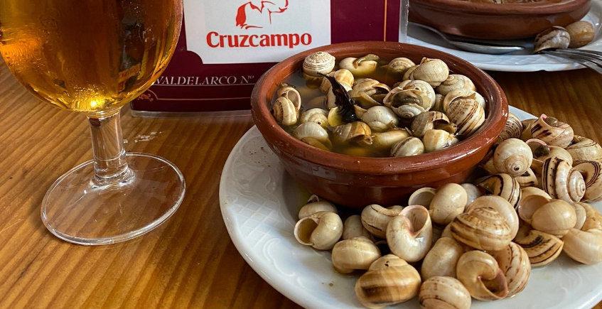 Los caracoles del Bar  Fernando