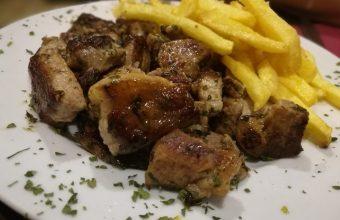 La carne asada del Mesón La Bolera