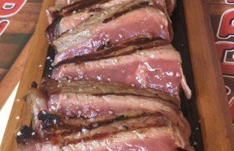 Las carnes a la brasa de La Brasería de Chari