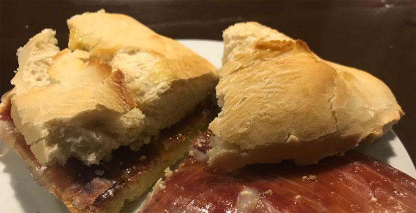 Los desayunos de Casa Ruiz