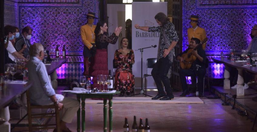 Vinos de Barbadillo maridados con flamenco
