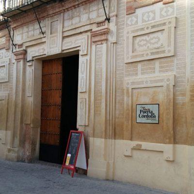 La Casa Palacio Puerta de Córdoba es utilizada por el establecimiento como sitio para celebraciones y local de copas. Foto: Cosasdecome.