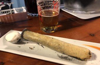 Un cigarro de Bécquer del Eslava
