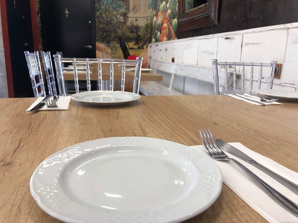 El comedor de El Pulpejo. Foto: Cedida por el establecimiento