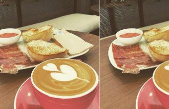 El desayuno de La Galería del Café