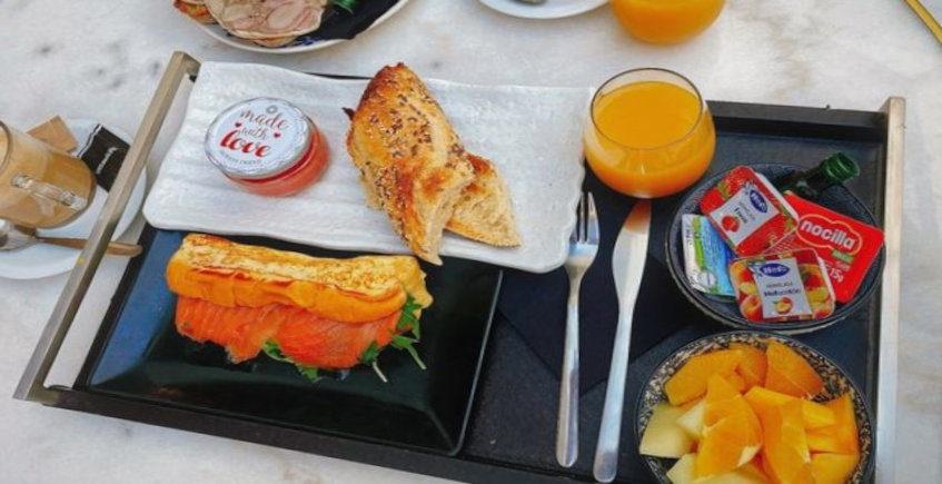 Los desayunos de Lalola