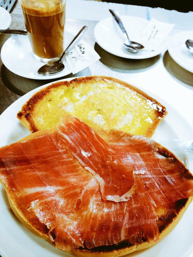Desayuno Las Palmeras